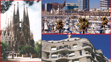 Barcelona Tours and Vacations