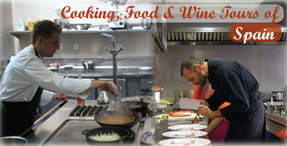 Culinary and Cooking Holidays in Spain