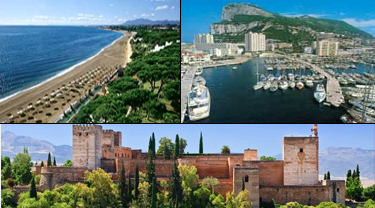 Costa del Sol Tours and Vacations
