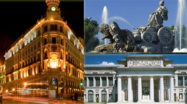 Tours of Madrid and excursions in Spain